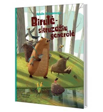 Birutė – skruzdžių generolė