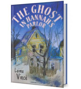 The Ghost in Hannah's Perlor (subraižytu, nešvariu viršeliu)